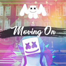 marshmello moving on рингтон