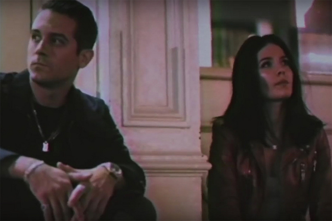 G-Eazy Launches New Song with Halsey, His Real-Life Girlfriend