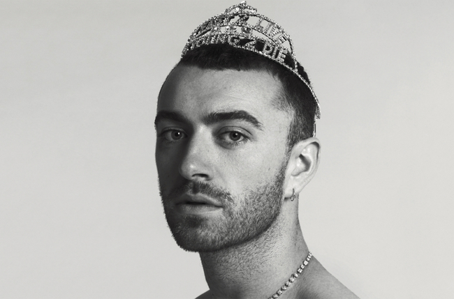 "Sam Smith Teams Up With Normani On The New ""Dancing With A Stranger"" Song"
