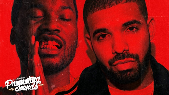 "Drake and Meek Mill Have Launched A New Music Video for ""Going Bad"""