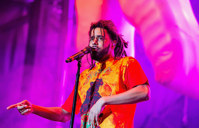 "J. Cole's ""Middle Child"" Song Finally Gets a Music Video"