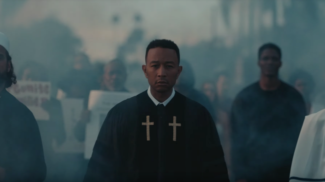 John Legend Has Released A New Music Video