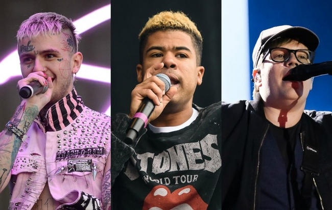 Lil Peep, ILoveMakonnen and Fall Out Boy Have Released A New Track