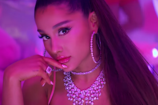 "Check Out The Viral Music Video For Ariana Grande's ""7 Rings"" Song"