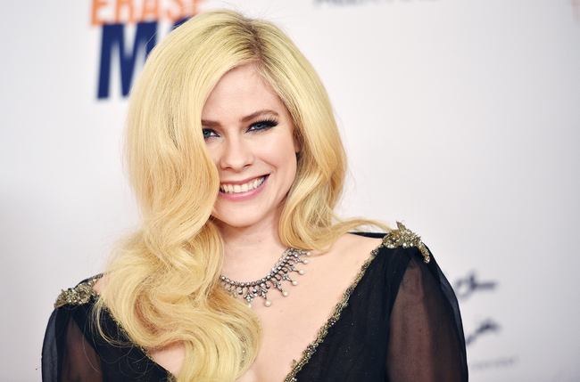 "Avril Lavigne Has Release A New Song Called ""I Fell In Love With the Devil"""