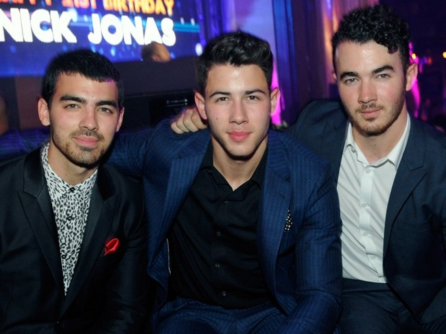 "The Jonas Brothers Have Launched a ""Cool"" New Music Video"