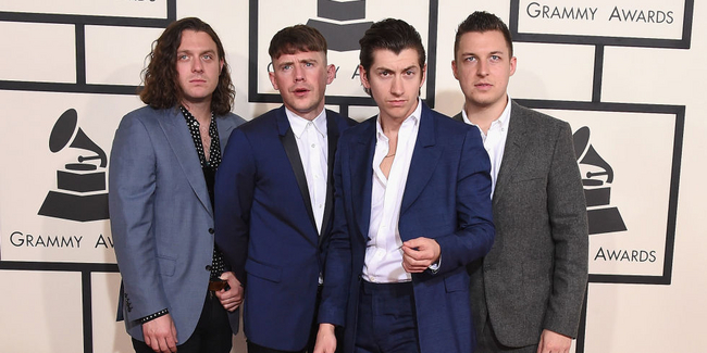"The Arctic Monkeys Just Dropped a New Music Video for ""Four Out Of Five"""