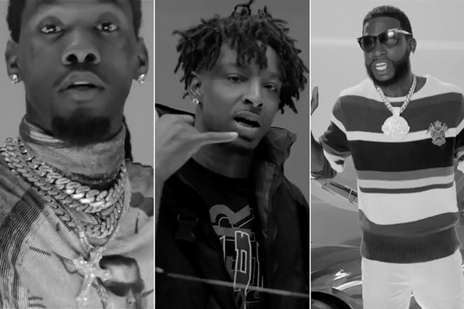 "Check Out The New ""Enzo"" Music Video from DJ Snake (21 Savage, Offset and More)"
