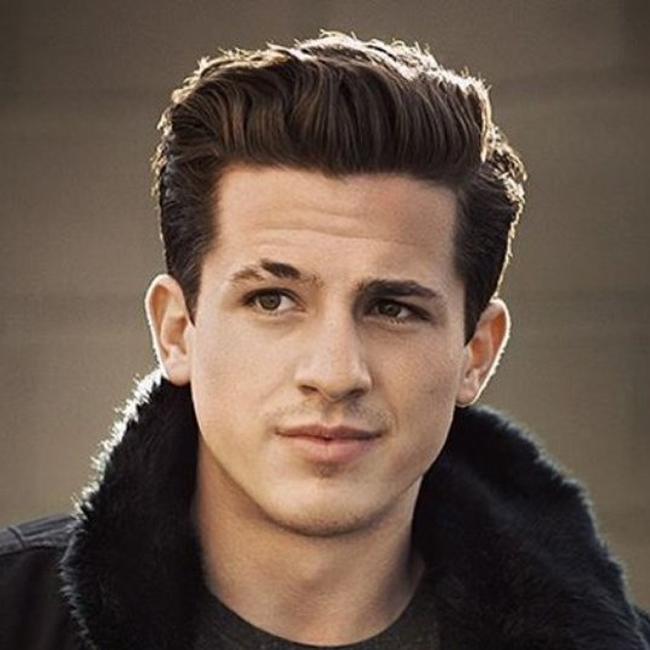 "Charlie Puth Covers ""In My Blood"""