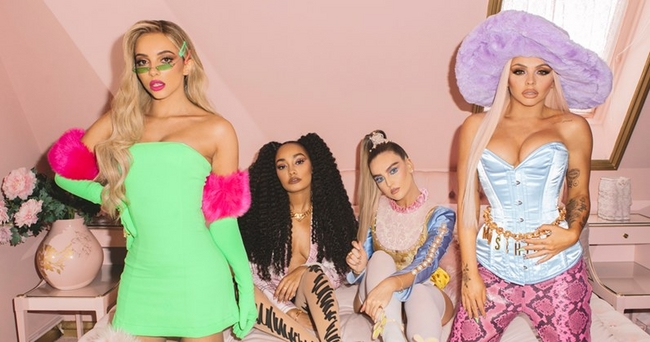 "Check Out Little Mix's New Music Video Called ""Bounce Back"""