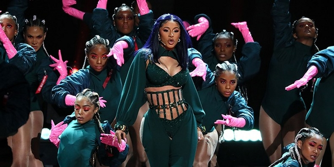 Cardi B and Offset Teamed Up and Performed Together During BET Awards 2019