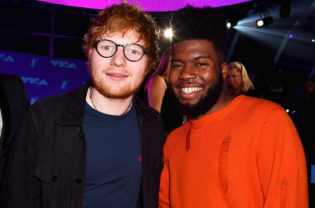 Ed Sheern And Khalid Have Launched A New Song