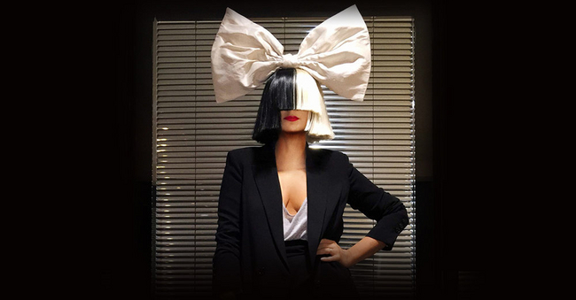 "Sia Launches Powerful New Track Called ""I'm Still Here"""