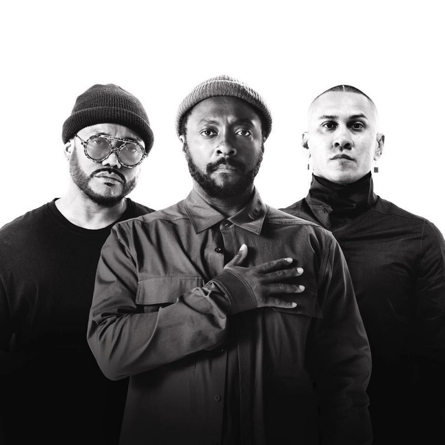 The Black Eyed Peas Have Launched A New Album!