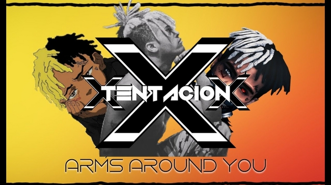 "XXXTENTACION , Lil Pump, Maluma and Swae Lee Launch New Song Called ""Arms Around You"""