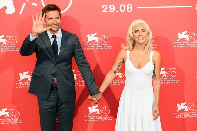 Lady Gaga and Bradley Cooper Launch a New Music Video