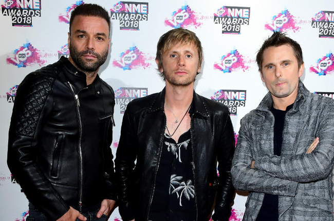 "Muse Launches New Music Video Titled ""Algorithm"" Starring Terry Crews"