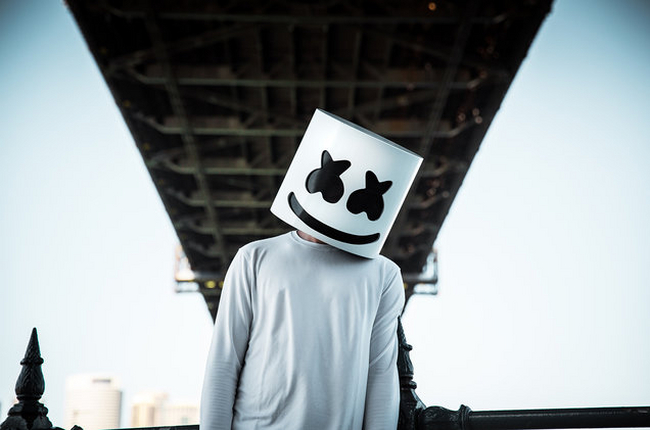 "Check Out Marshmello's New Music Video ""Together"""