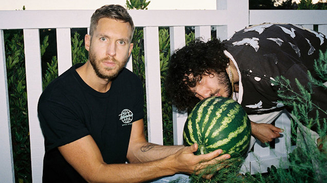 "Benny Blanco and Calvin Harris Get Together On A New Track Called ""I Found You"""