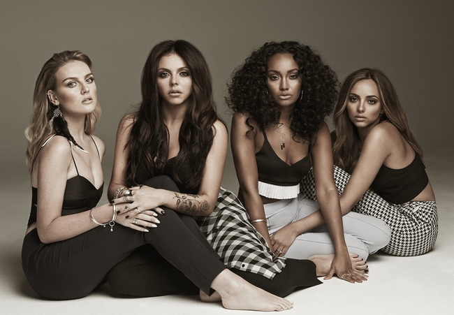 Little Mix Have Launched A New Song