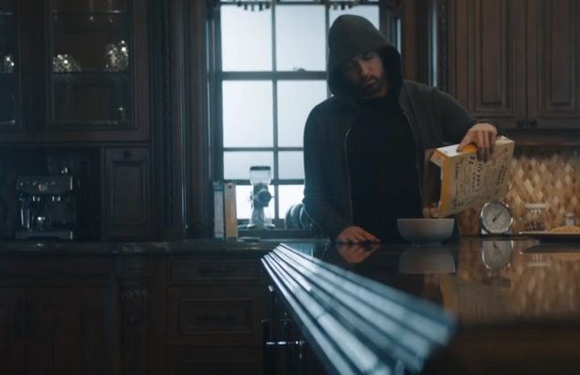 "Check Out Eminem's New Music Video ""Good Guy"" ft Jessie Reyez"