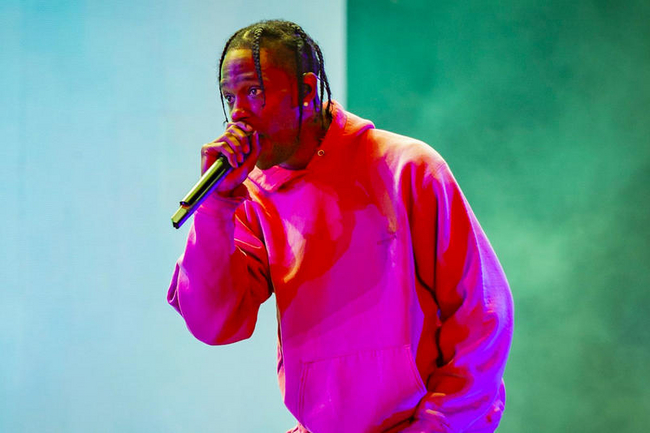 Travis Scott Has Released A New Music Video